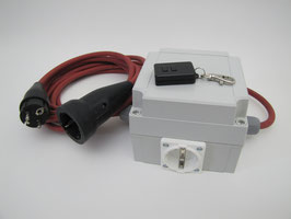 Automatic Suction Switch with a Remote Control