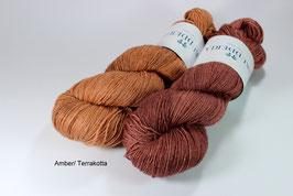 Garnset Menja Amber/ Terrakotta