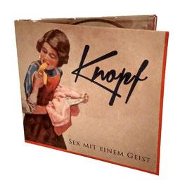 """KNOPF CD """"Sex mit einem Geist"""""""