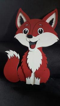 Fuchs in 2 Größen ; 29cm und 40cm