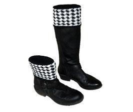 Boots Cuff Stiefelstulpen