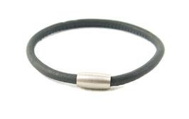 Nappaleder Armband 4 mm