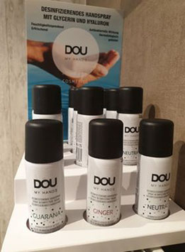 DOU my hands - ontsmettende spray
