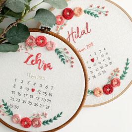 Fairytale mit Kalenderblatt