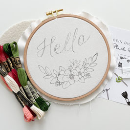 Floral Touch Box