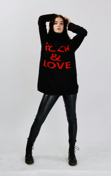 jersey rock&love gris T.U