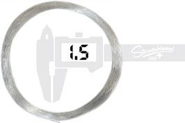 PMMA LICHTFASER – METERWARE 1,5 mm