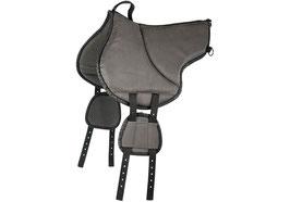 Harry's Horse Bare back pad für Reiten ohne Sattel schwarz