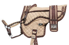 Luxe Barebackpad set - Beige