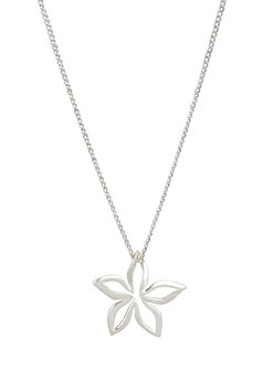 Halskette Flower (1 mm)