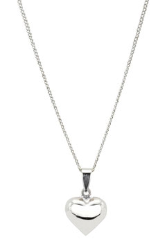 Halskette Heart (1 mm)