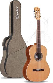 ALHAMBRA Z-Nature Konzertgitarre mit Tasche 9730