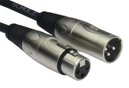 SCHULZ KABEL MOD 10 Mikrofonkabel (XLR-Kabel)
