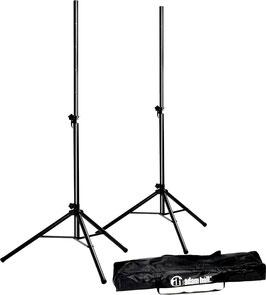 ADAM HALL Stands SPS 023 SET Boxenständer-Set (Lautsprecherstativ-Set)