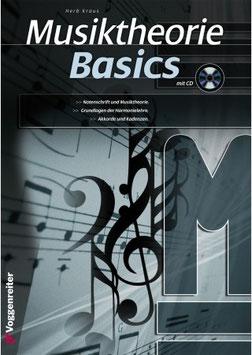 Musiktheorie Basics (mit CD)