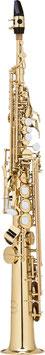 CHATEAU CSS-21 CVL Sopransaxophon