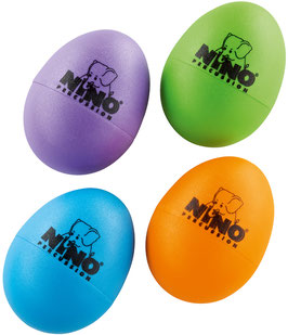 NINOSET540-2 Schütteleier-Set (Egg Shaker-Set)