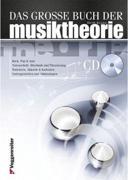 Das große Buch der Musiktheorie (mit CD)