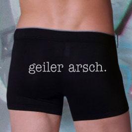 BOXER // geiler arsch