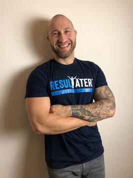 """Bio-zertifiziertes Shirt """"ResulTäter"""" - Tatkräftig. Erfolgreich. Glücklich."""