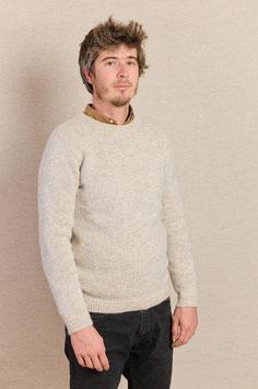 Pullover mit rundem Ausschnitt Mohair