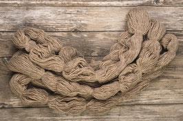 Strickwolle beige