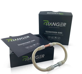 Testosterone Ring 2.0 NEW - shipping costs included, worldwide