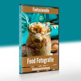 Schritt für Schritt zu fantasievollen Food Fotos