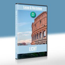 Licht sehen & verstehen lernen