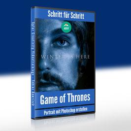 Schritt für Schritt Game of Thrones Portrait mit Photoshop erstellen