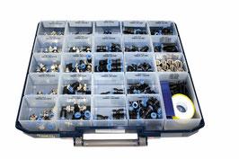 """Sortimentsbox  """"Blaue Serie"""""""