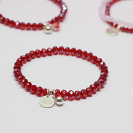 Armband Red Shining