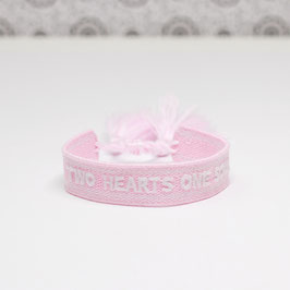 Two Hearts One Soul Rosa