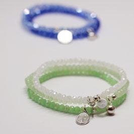 Armband Soft Green