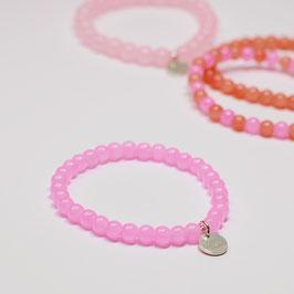 Armband Drops Pink 1