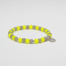 Armband Drops Yellow