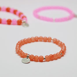 Armband Drops Orange