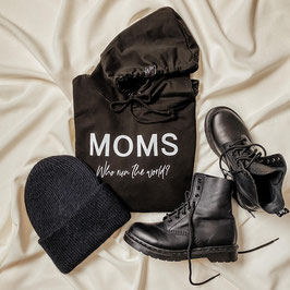 Mommy Basic Hoodie *who run the world? Moms!*