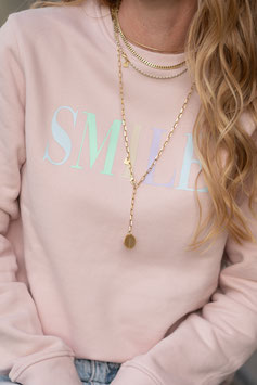 SWEATER *CANDY LETTERING*