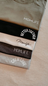 Mommy Casual Chic Tee