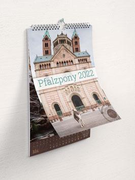 Pfalzpony Kalender 2022