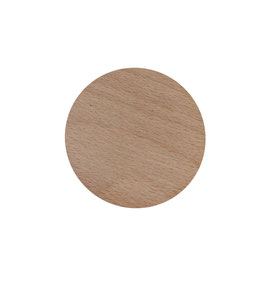 wood clasp