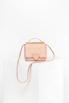 shoulder bag mini 'Twist'  # ID3_17, nude