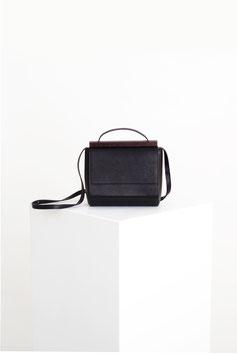 shoulder bag mini # ID11_17, black
