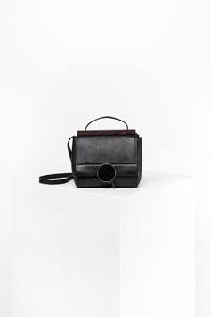 shoulder bag 'Mini 'Twist'  # ID3_17, black