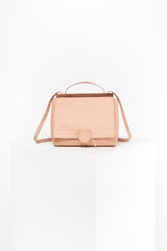 shoulder bag 'Twist'  # ID2_17, nude