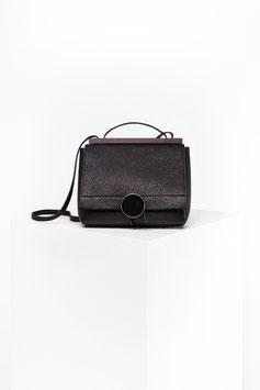 shoulder bag 'Twist'  # ID2_17, black