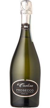 Prosecco Spumante DOC extra dry,  IT-BIO-006