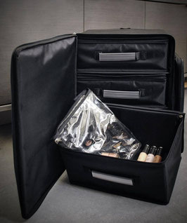TRAIN CASE  PARIS - TROLLEY MAKEUP