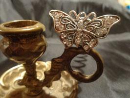 """Schmetterlingstraum"" Haarspirale 12cm"